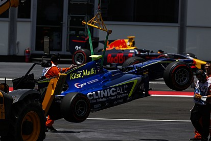 Les pilotes GP2 désapprouvent les règles de safety car à Bakou