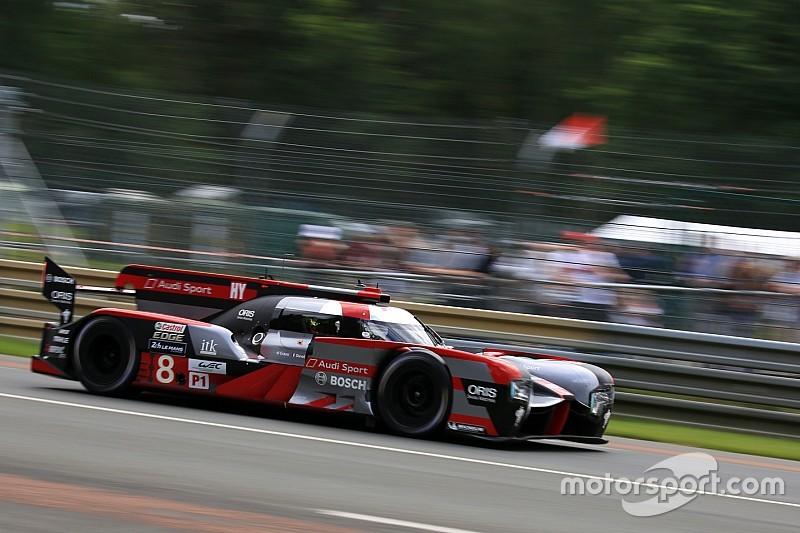 """Audi heeft """"huiswerk"""" na ramprace in Le Mans"""