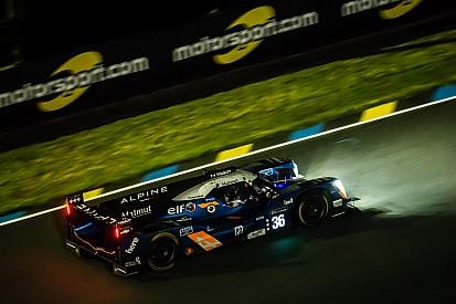 ORECA se console avec la victoire d'Alpine en LMP2