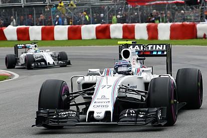 Williams não descarta trocar Massa e Bottas para 2017