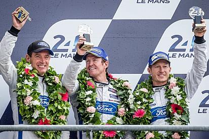Dixon a découvert Le Mans avec un podium