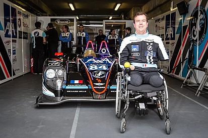 """Frederic Sausset nach 24h Le Mans: """"Behinderung im Rennen vergessen"""""""