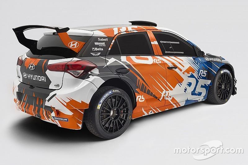 Premier rallye pour la Hyundai R5, ce week-end en Belgique