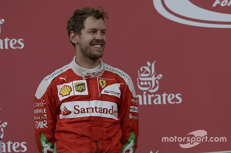 """Vettel: """"Le cose iniziano a muoversi nella direzione giusta"""""""