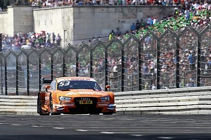 Audi, une si longue attente sur le Norisring