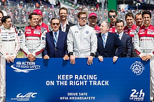 Le Mans Entrevista Todt: