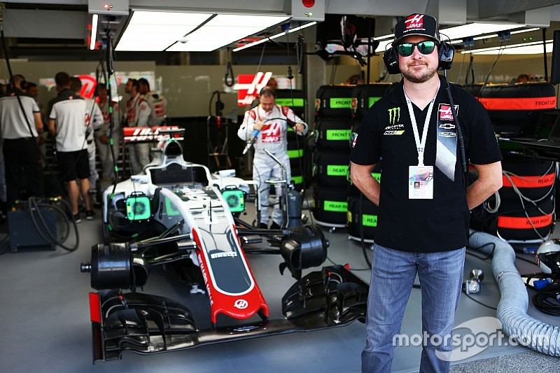 Kurt Busch aimerait tester une F1