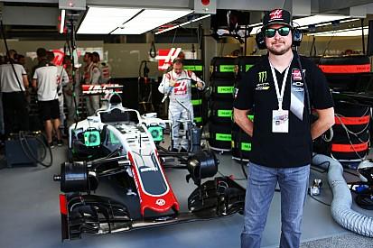 布什希望获得F1测试机会