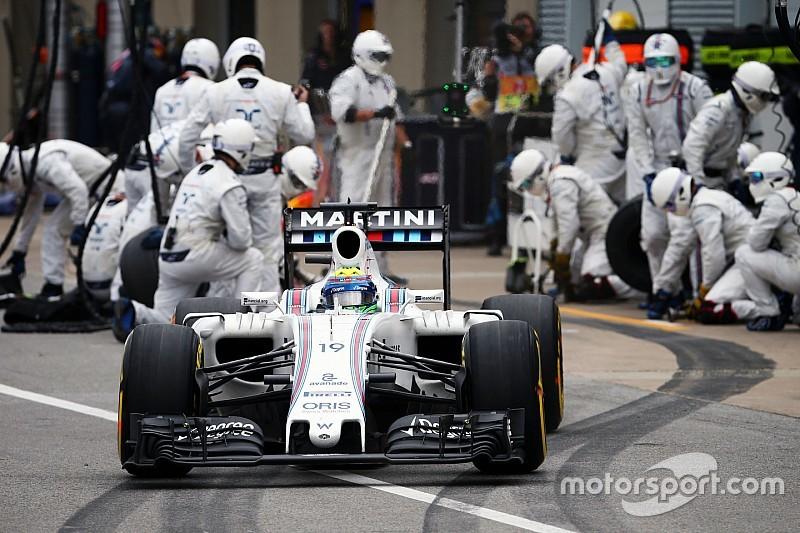 Video: Williams'ın rekor pit stopu
