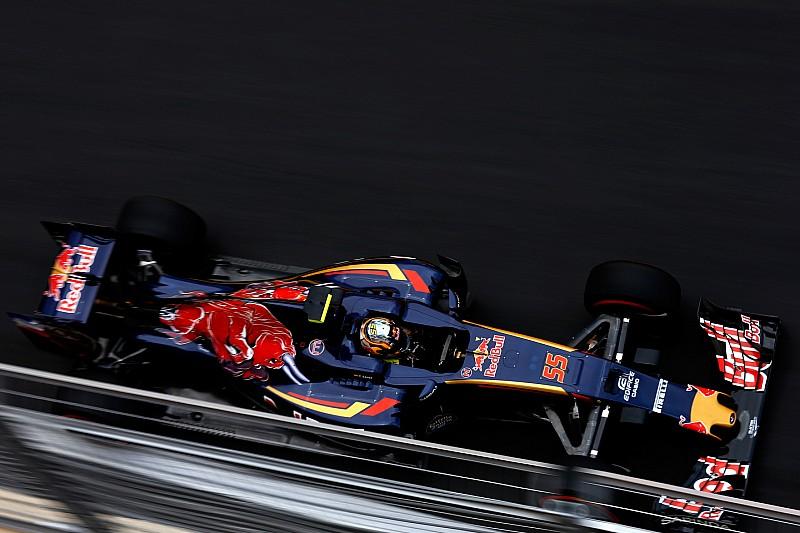 Tost s'attend à conserver Sainz chez Toro Rosso en 2017