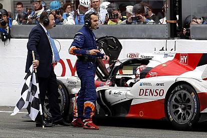 """Nakajima over rampzalige slotfase in Le Mans: """"Raakte in paniek"""""""