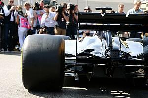 Формула 1 Новость Регламент 2017 года сделает машины красивее, уверен Эллисон