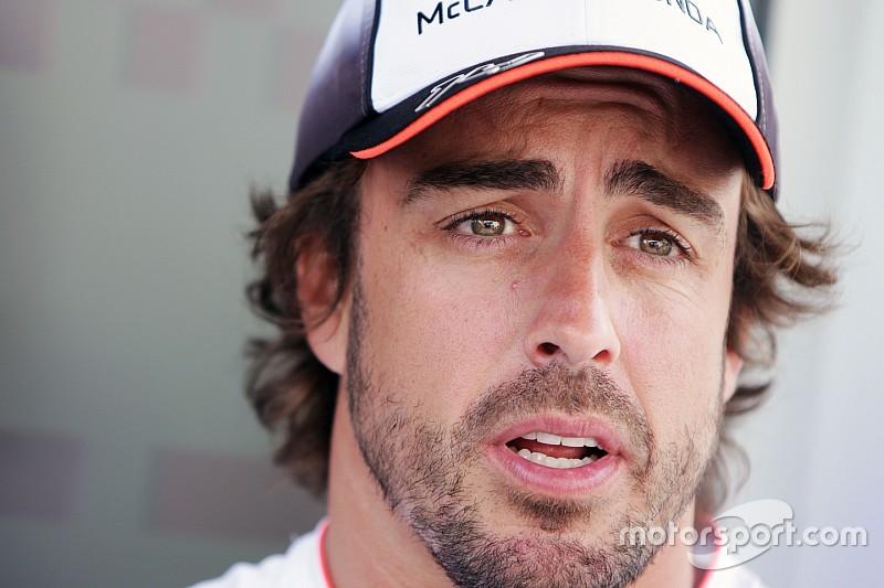"""Alonso: """"Sé que estoy llegando al final de mi sueño"""""""