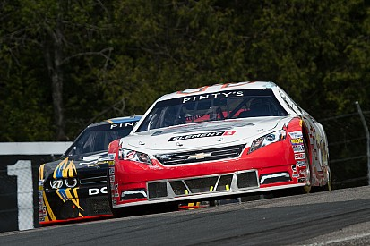 Retour de la série NASCAR Pinty's à l'Autodrome Chaudière