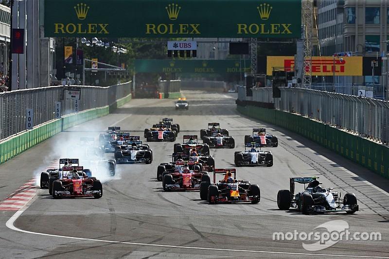 Ecclestone prend Bakou en modèle et espère un GP nocturne