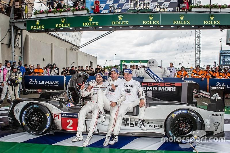 Les chiffres clés de la victoire de Porsche au Mans