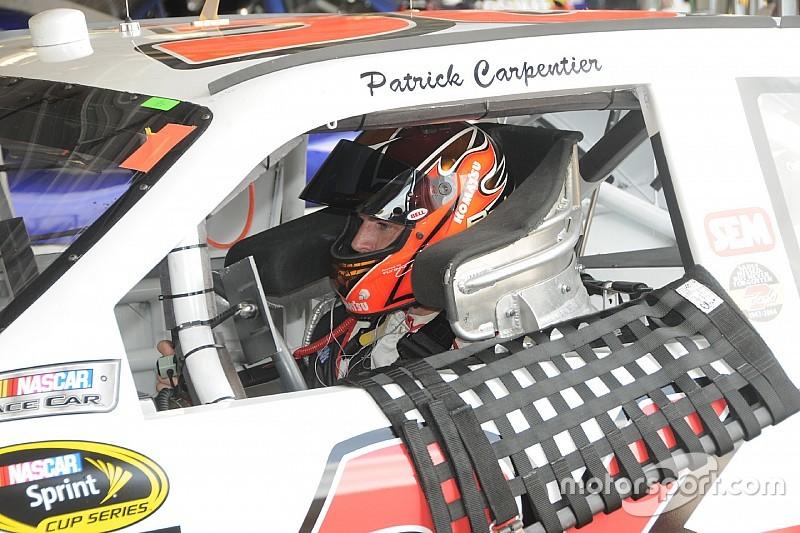 Patrick Carpentier de retour en NASCAR Sprint Cup à Sonoma