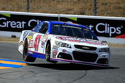 Road course ace Allmendinger one to watch at Sonoma