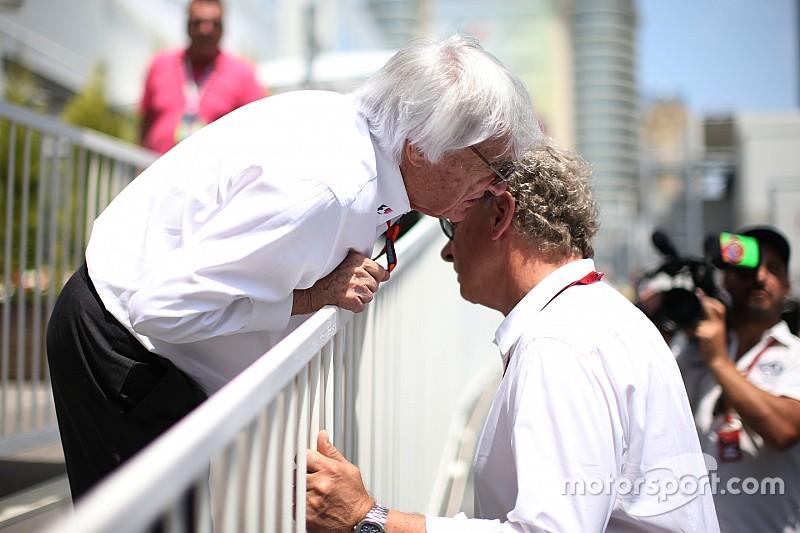 """GP de Brasil: """"Bernie no piensa mucho lo que dice"""""""