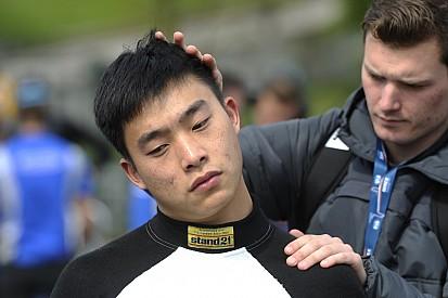 Blessé suite à son accident, Li Zhi Cong remplacé chez Carlin