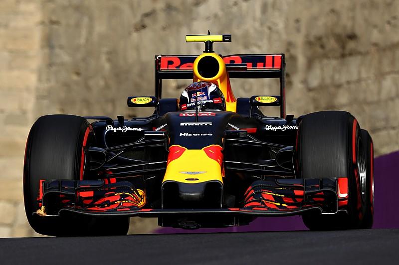 Verstappen Red Bull'da yavaşlamayı öğreniyor