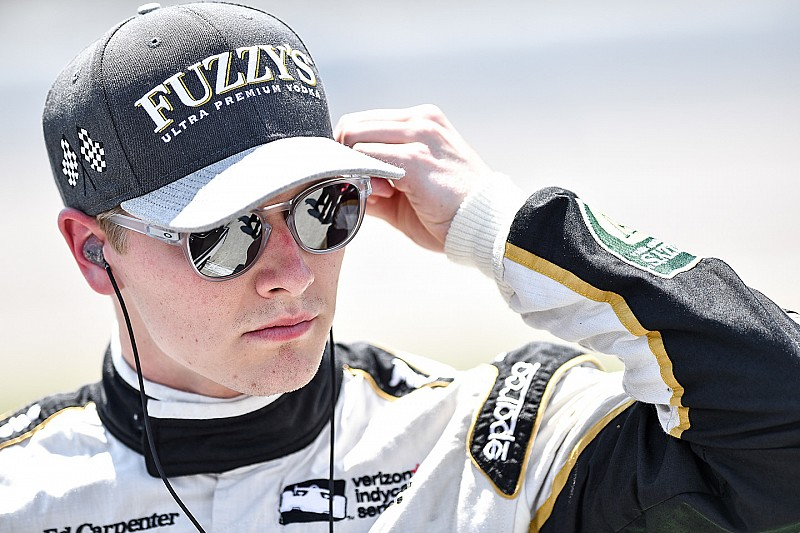 Newgarden mag starten in IndyCar-training Road America