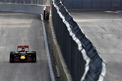 "Ricciardo - Bakou, une course ""fade"" mais une piste ""géniale"""