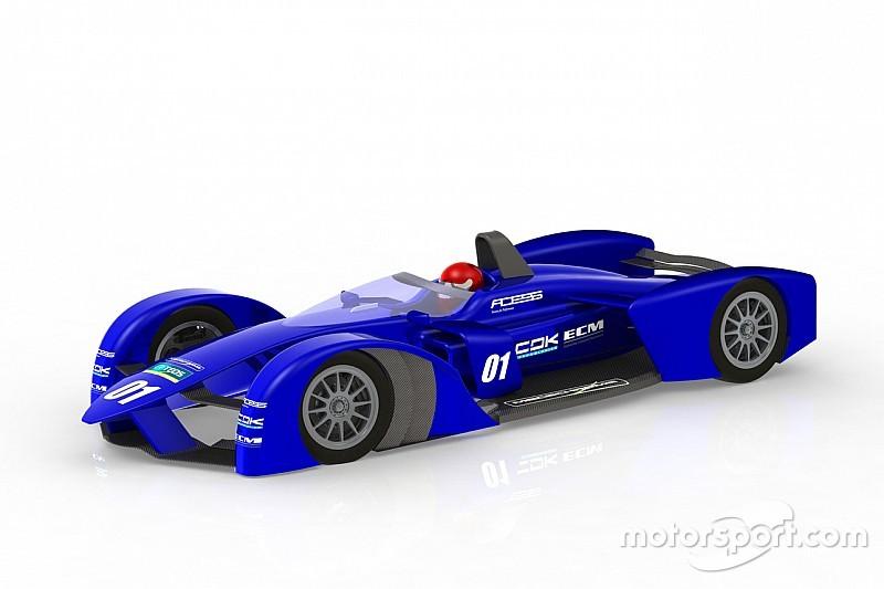 Nieuw ontwerp chassis geeft glimp van toekomst formulewagens?