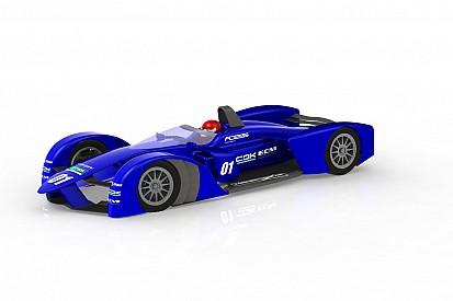 El nuevo chasis de Fórmula E busca romper tendencias de diseño