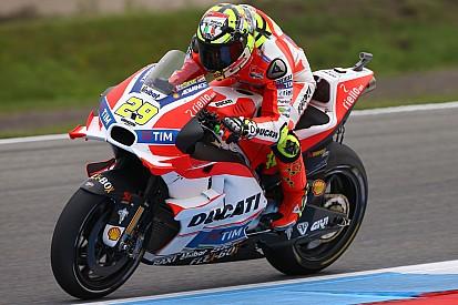 Les Ducati sont rapides, mais recherchent agilité et fluidité