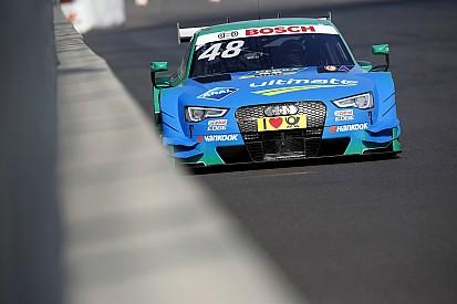 DTM Norisring: Alle merken binnen 0.124 seconde