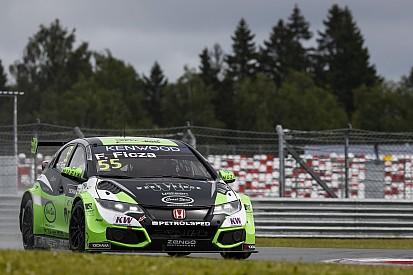 La deuxième Honda du Zengo Motorsport enfin en piste à Vila Real