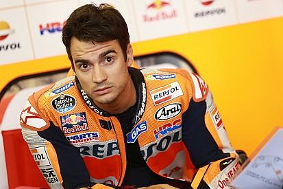 Pedrosa: Motosikleti hissedemiyorum