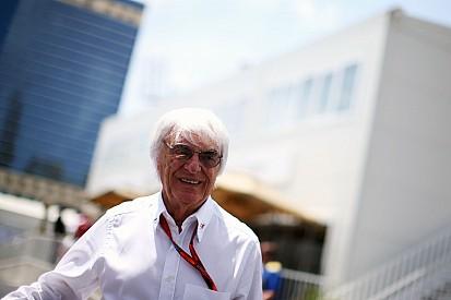 埃克莱斯顿:英国退出欧盟对F1没有影响