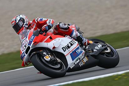 Assen MotoGP: Üçüncü antrenmanlarda Dovizioso lider