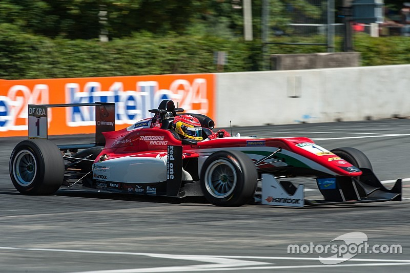 F3 Norisring: Stroll pakt derde zege op rij, Ilott elimineert Eriksson