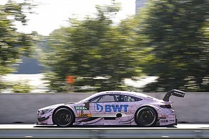 DTM Norisring: Vietoris pakt pole voor eerste race