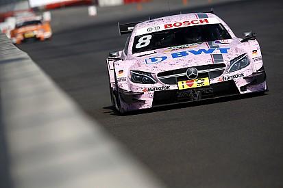 Norisring DTM: Vietoris, Audi çiftini yenerek ilk sıranın sahibi oldu