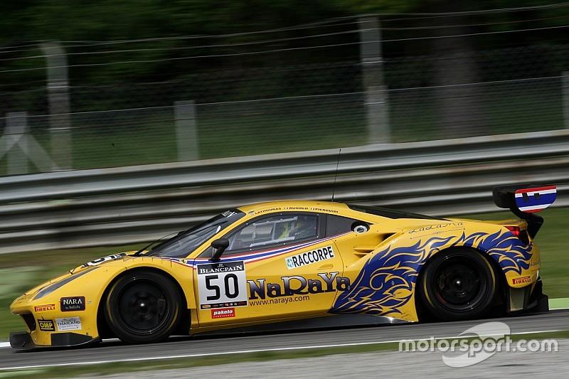 Alessandro Pier Guidi conquista la pole position al Paul Ricard