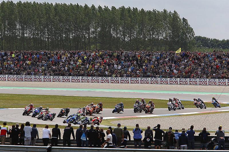 Assen reste au calendrier MotoGP jusqu'en 2026
