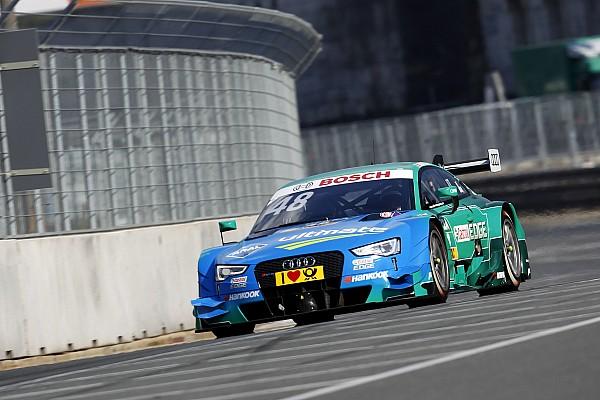 Norisring DTM: Olaylı yarışın galibi Mortara