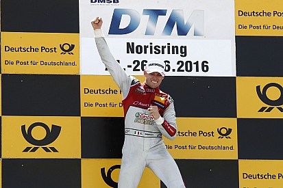 Hitziges DTM-Rennen am Norisring: Mattias Ekström schießt Spitzenreiter ab!