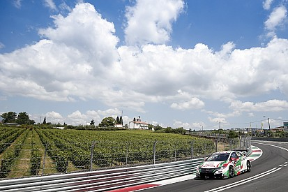 Monteiro obtiene la pole de local y López falla en Vila Real