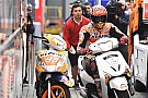 """Marquez 'jat' scooter LCR, Crutchlow: """"Stuur hem de rekening"""""""