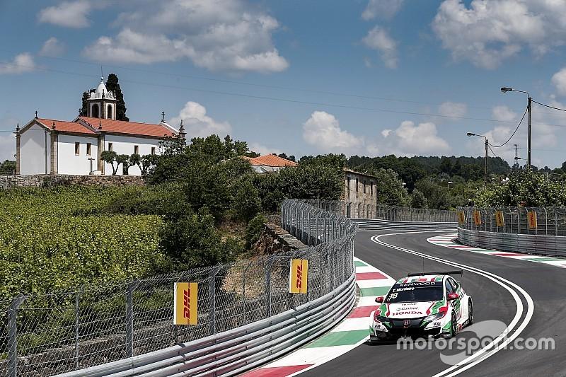 WTCC in Portugal: Lokalmatador Tiago Monteiro auf der Pole-Position