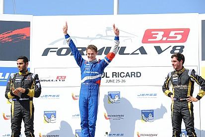 Paul Ricard F3.5: Orudzhev contuvo a Nissany para tomar el triunfo