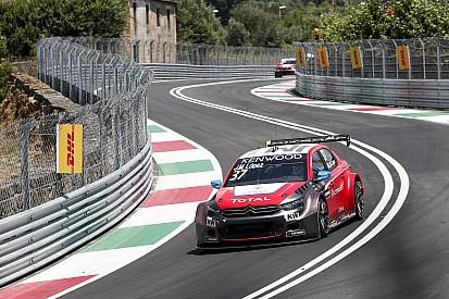 WTCC Vila Real: Citroën nipt sneller dan Honda in MAC3