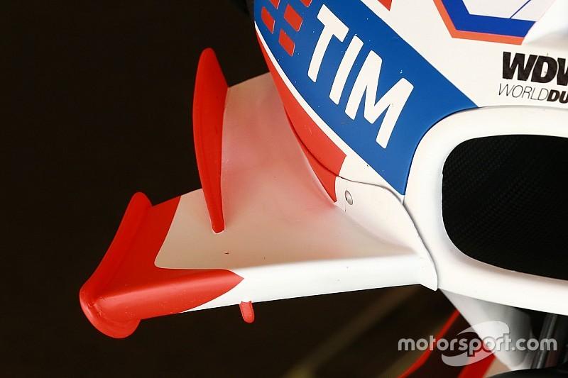 Винглеты запрещены в MotoGP с 2017 года