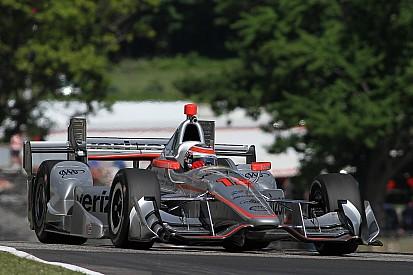 IndyCar: Will Power bei Rückkehr nach Elkhart Lake auf Pole-Position