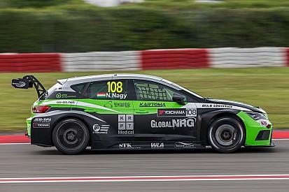 Norbert Nagy conquista la prima pole in Portogallo